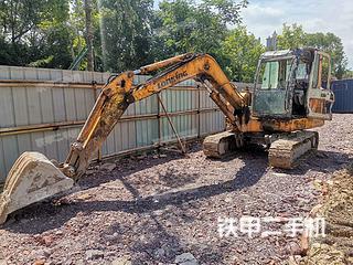 浙江-台州市二手龙工LG6060挖掘机实拍照片