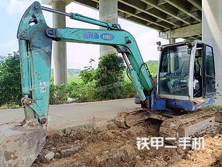湖南-长沙市二手石川岛IHI-60NS挖掘机实拍照片