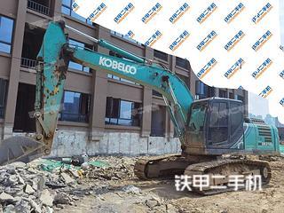 神鋼SK210LC-10挖掘機實拍圖片