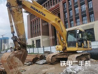 深圳小松PC200-7挖掘机实拍图片