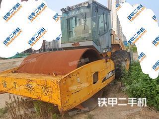 河北-石家庄市二手徐工XS222JE压路机实拍照片