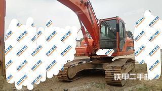 四川-德阳市二手斗山DH220LC-9E挖掘机实拍照片