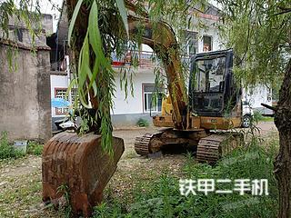 安徽-巢湖市二手雷沃重工FR65V8挖掘机实拍照片