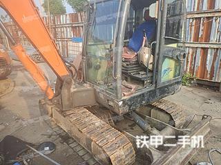 江苏-常州市二手斗山DH60-7挖掘机实拍照片