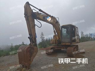 卡特彼勒311B挖掘機實拍圖片