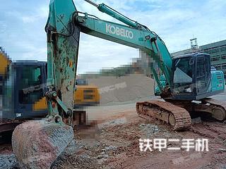 撫州神鋼SK200-10挖掘機實拍圖片