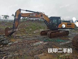 三一重工SY365H挖掘機實拍圖片