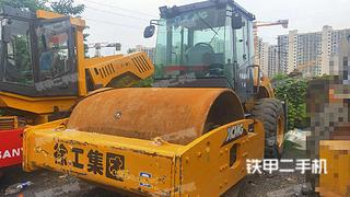 江西-南昌市二手徐工XS202J压路机实拍照片