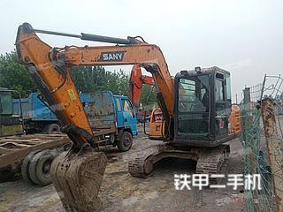 安徽-淮南市二手三一重工SY65C挖掘机实拍照片