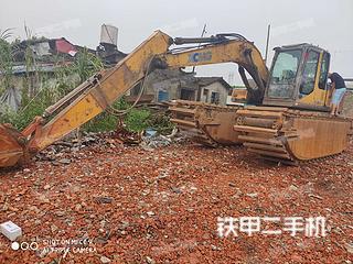 湖南-益阳市二手徐工XE150D挖掘机实拍照片