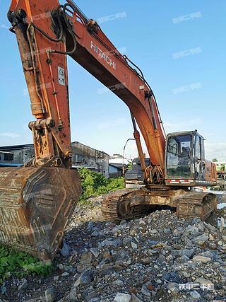 日立ZX330-3挖掘機實拍圖片