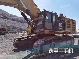 卡特彼勒390FL液壓挖掘機實拍圖片
