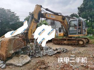 湖南-岳阳市二手徐工XE150D挖掘机实拍照片