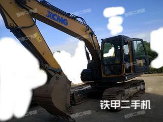 湖南-湘潭市二手徐工XE135D挖掘机实拍照片
