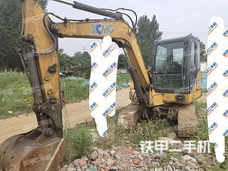 山东-济宁市二手徐工XE60CA挖掘机实拍照片
