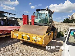 广西-南宁市二手徐工XS223JE压路机实拍照片