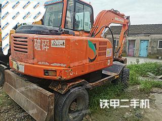 太原合礦HKL70挖掘機實拍圖片