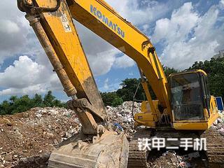 廣州小松PC200-7挖掘機實拍圖片