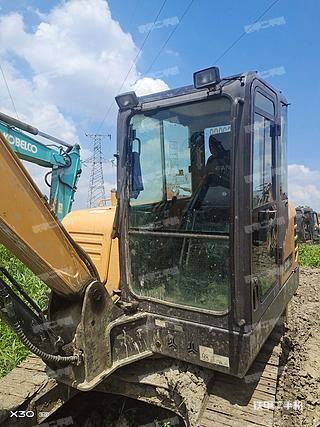 浙江-嘉兴市二手三一重工SY60C挖掘机实拍照片