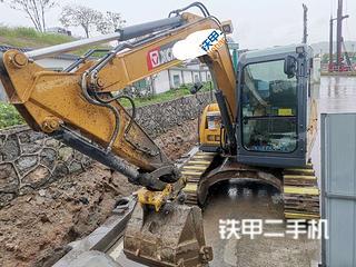 湖北-宜昌市二手徐工XE75DA挖掘机实拍照片