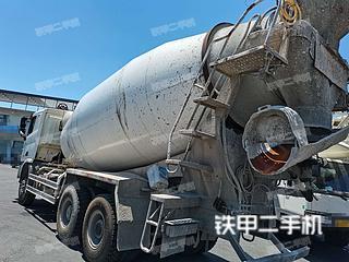 雷薩重機L9系列15方攪拌運輸車實拍圖片