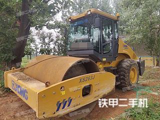 河南-平顶山市二手徐工XS223J压路机实拍照片