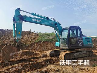 神鋼SK140LC-8挖掘機實拍圖片