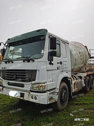 中聯重科ZLJ5253GJB1攪拌運輸車實拍圖片