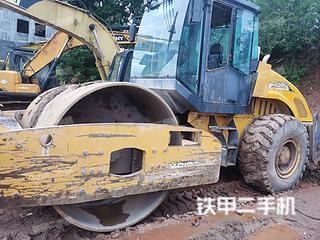 广东-梅州市二手徐工XS202J压路机实拍照片