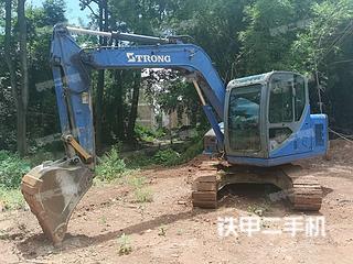 山重建機GC88-8挖掘機實拍圖片