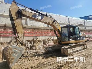 卡特彼勒323DL挖掘機實拍圖片