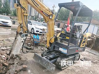 二手玉柴 YC16-9 挖掘机转让出售