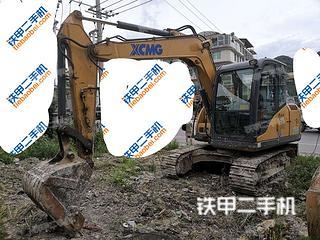 贵州-黔南布依族苗族自治州二手徐工XE75D挖掘机实拍照片