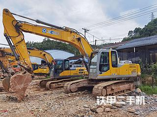 湖南-怀化市二手徐工XE265C挖掘机实拍照片