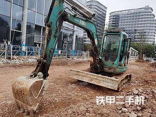 浙江-杭州市二手久保田KX161-3SZ挖掘机实拍照片