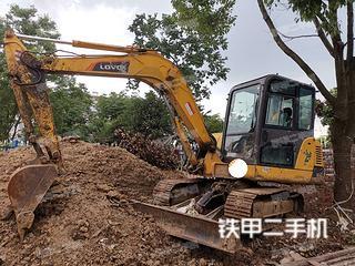 江苏-南京市二手雷沃重工FR60E挖掘机实拍照片