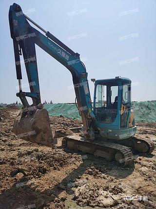 陕西-汉中市二手久保田KX155-3SZ挖掘机实拍照片