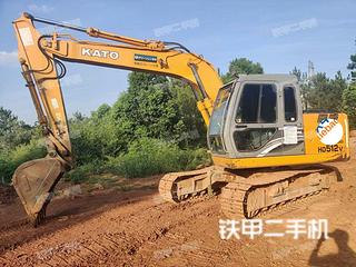 二手加藤 HD512V 挖掘机转让出售