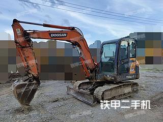 广西-河池市二手斗山DH60-7挖掘机实拍照片