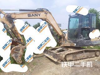 山东-烟台市二手三一重工SY60C挖掘机实拍照片