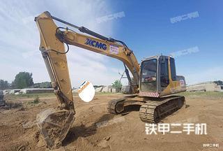 北京-北京市二手徐工XE150D挖掘机实拍照片