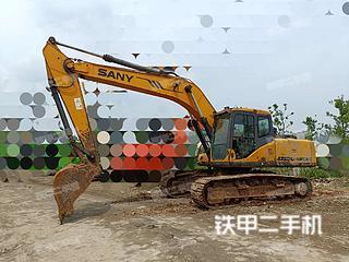 安徽-巢湖市二手三一重工SY215C挖掘机实拍照片
