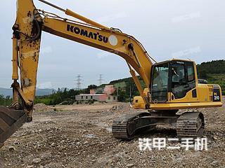二手小松 PC210-8M0 挖掘机转让出售