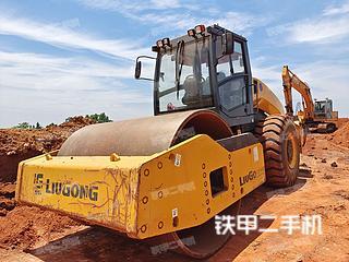 江西-南昌市二手柳工CLG6626E(单驱)压路机实拍照片
