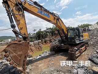 广西-桂林市二手徐工XE470D挖掘机实拍照片