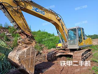 重庆-重庆市二手徐工XE265C挖掘机实拍照片