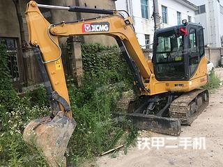 浙江-台州市二手徐工XE60DA挖掘机实拍照片