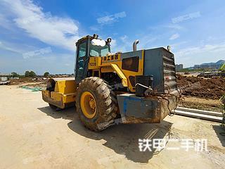 安徽-滁州市二手徐工YZ20J压路机实拍照片