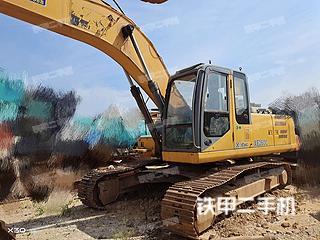 湖南-长沙市二手徐工XE260C挖掘机实拍照片