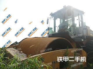 四川-眉山市二手徐工XS262J压路机实拍照片